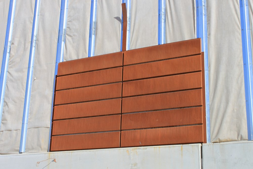 Сталь COR-TEN(Corten steel)